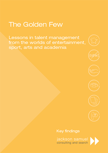 THE GOLDEN FEW